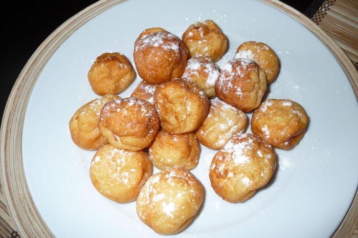 Классический рецепт пончиков в домашних условиях